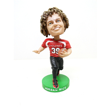 Polyresin Figurines Custom Bobble Head Dolls For Crafts