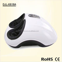 China top ten selling products Shiatsu Kneading Air Pressure Foot Massager K818