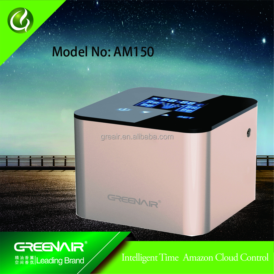 Environment Scent Air Machine,Scent Marketing,Fragrance Oil Diffuser With Time Program