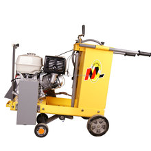 Semi-automatic Asphalt/Concrete Road Cutters Powered by HONDA Engine
