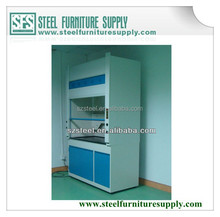 lab acid corrosive chemicals duct fume cupboard, lab equipment chemical fume hood price
