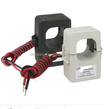 10mm-70mm CE ETL UL Toroidal Ferrite Split Core Current Transformer for energy meter