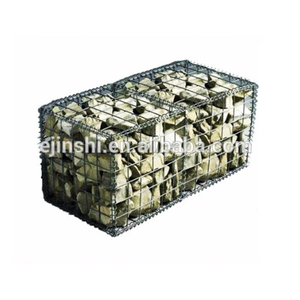 Factory direct sale price gabion wire mesh baskets for sale