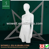2014 hot sale kind high gloosy sexy lifelike female mannequin body sex