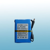 Technology Support 12.6V 6500mAh rechargeable lithium polymer battery 12650