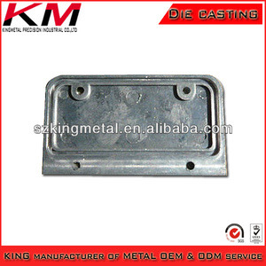 Customized mold casting zamak mold casting