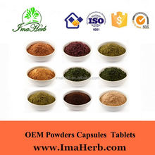 GMP Manufacture EP Standard 100% natural black cohosh extract - triterpene glycosides > 2.5% by hplc