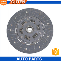 GutenTop High Quality c100 resistant racing clutch disc size 240*150*21N