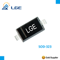SOD-323 SMD 0.2A small signal schottky rectifier BAS40WS BAS70WS