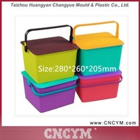 Alibaba China Recyclable Modern Design storage plastic barrel