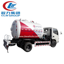3 axle propane gas lpg transport tank semi trailer for sale