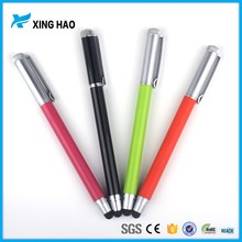 High quality fashion colorful promotional metal ball point pen screen pen and touch pen for business gift