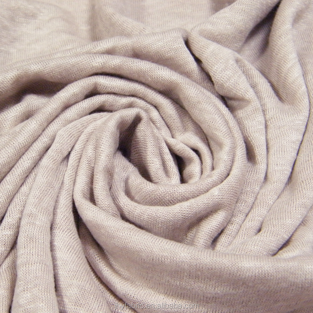 anti-static eco-friendly linen viscose blend fabric