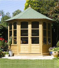 Harrogate Wooden Summerhouse . Timber Gazebo