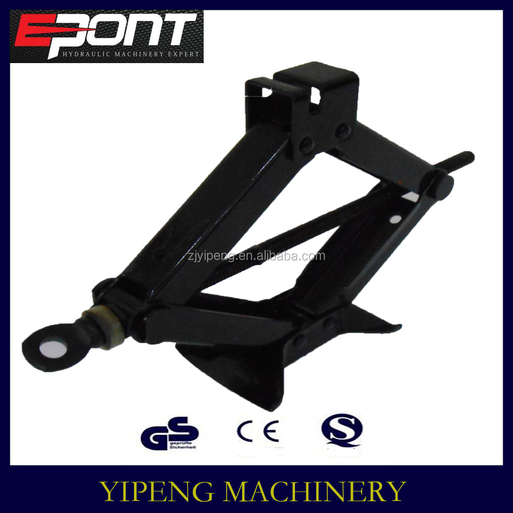 portable 1 ton small mechanical hydraulic scissor jack