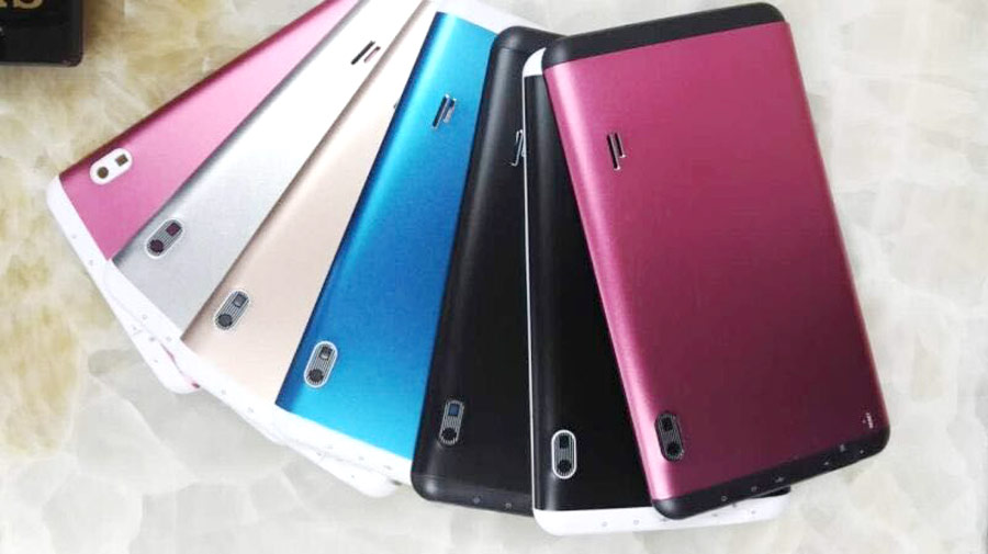 7 inch best low price tablet android 4.4 Metal Case tablet pc