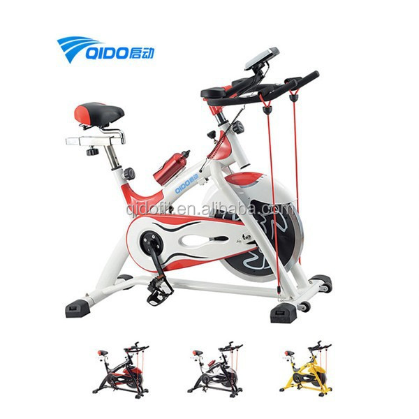 Factory manufacturer QD-505 gym master commercial spin bike, spinning bike