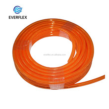 Hot net corrosion resistance air conveying fibre braided pu tubes for sale