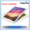 MTK8389 Quad Core 9.7 inch tablet pc 3g sim card slot