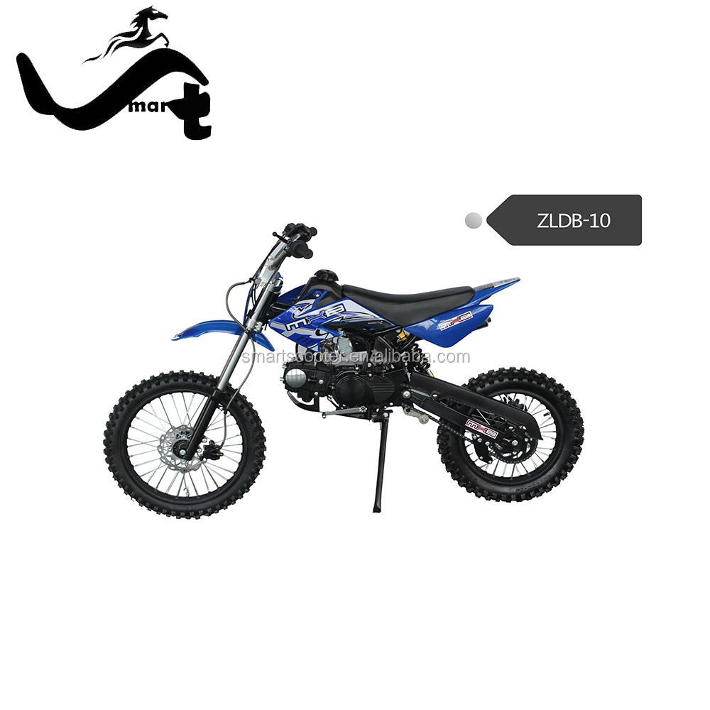 Off road mini cross motos automatic china dirt bikes 125 cc motorcycle