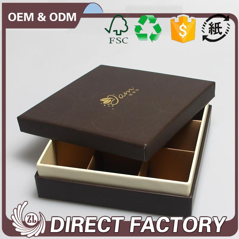 Custom Made High Quality Corrugated Kraft Paper Box With Low Price