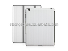 Hard tablet case for ipad 2 3 4 with PU and TPU of China manufacturing