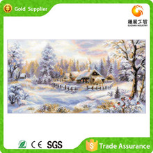 Manufacturer Supply Diy Decorative Diamond Embroidery Four Season Painting