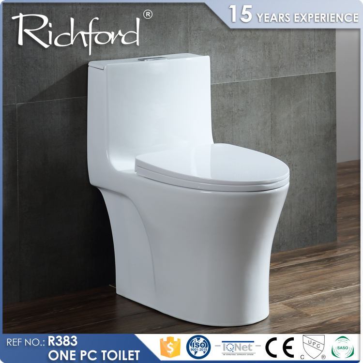 Cheap one piece toilet ceramic low price washdown WC commode online shopping