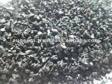 Black Crumb Rubber Granule and Fine Powder Made from Used Tires