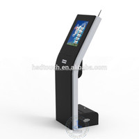 17inch queuing management machine