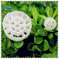 mbbr plant sell low price mbbr bio film media price for aquarium/waste water treatment.
