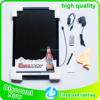 led writing board/remote control led writing board/CE&RoHS&FCC led writing board