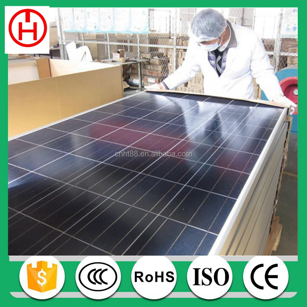 China factory direct 300w poly solar panel at super cheap price
