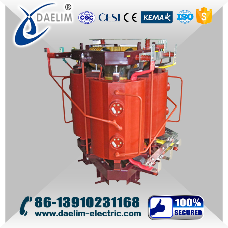 6.6kv/440v 500kva Dry Type Three-Phase Power Transformer Price