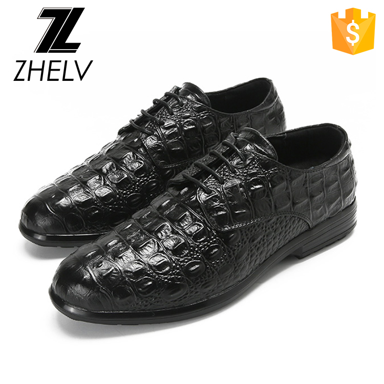 custom lace up soft leather Italian style mens dress shoes , 2017 hot sale china wholesale man dress shoe