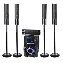 2017 hot selling 5.1 home theatre column HI-FI speaker box line array system