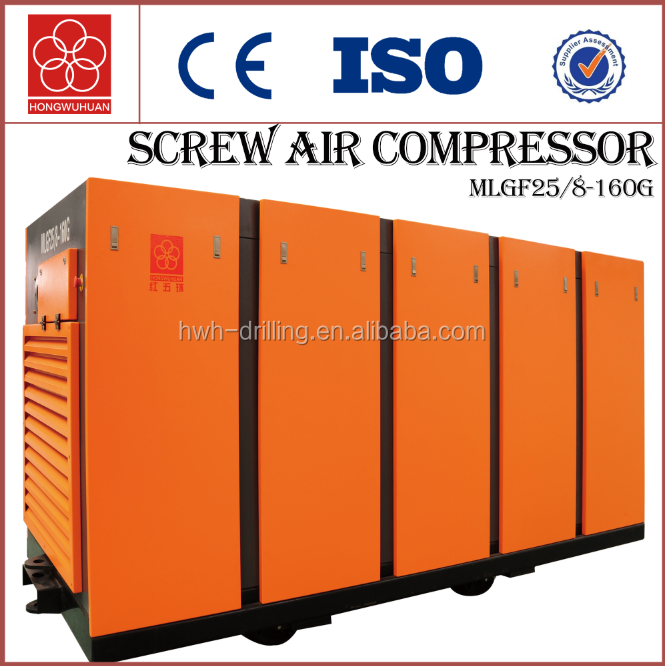 Electric screw air compressor for coal mine Explosion proof series