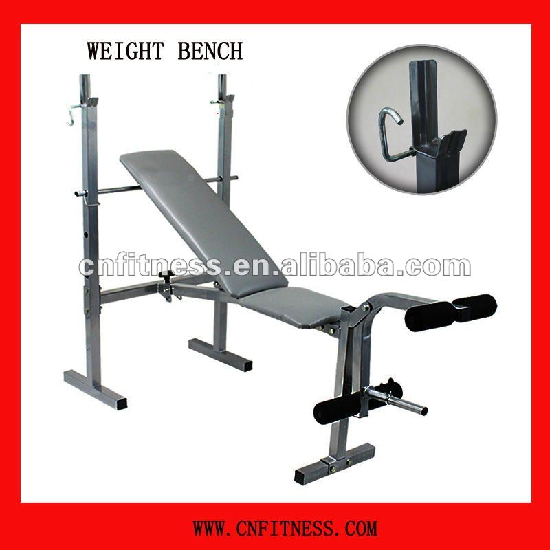 2012 New Multifunctional Foldable Weight Lifting Bench