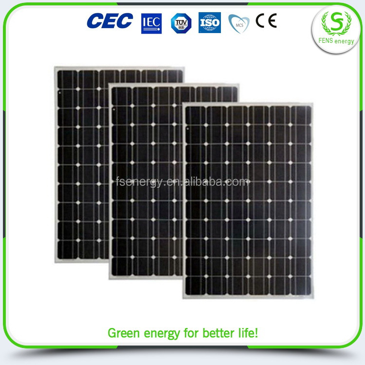 Different styles hot-sale slim solar panel 300w