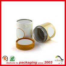 Top kraft paper tube tea package wholesale
