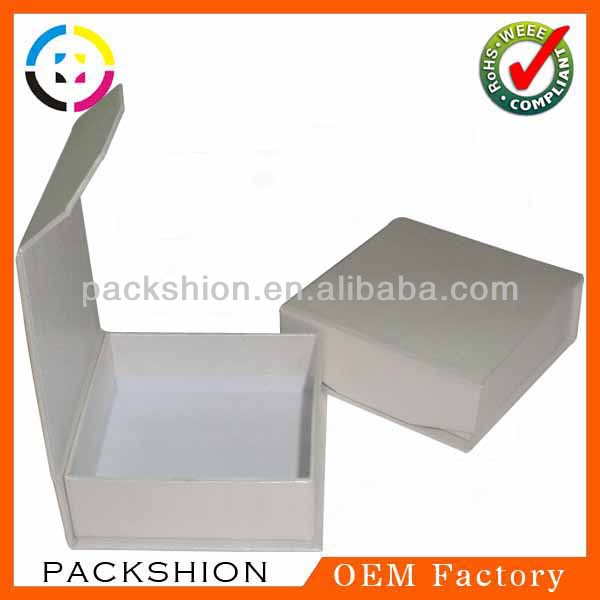 Sturdy Paper Gift Boxes Made by Auto-Machine