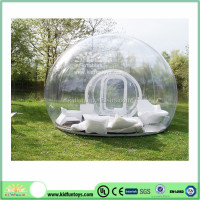 large inflatable air igloo tent for camping