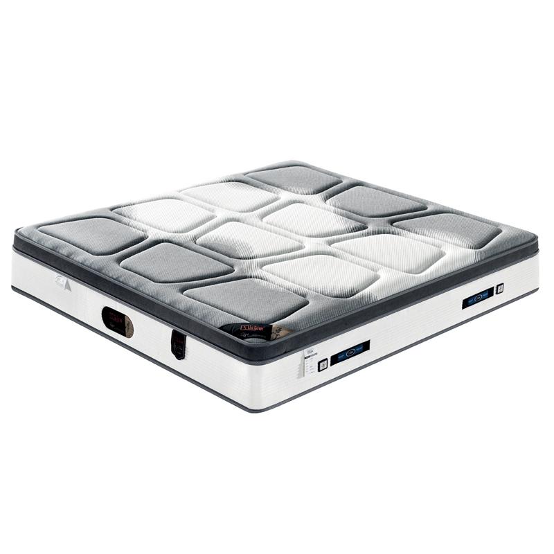 13 Inch Box Top Hybrid Gel Infused Memory Foam Innerspring Mattress Queen, Foshan 5 Star Hotel Sleepwell Mattress on Sale - Jozy Mattress | Jozy.net