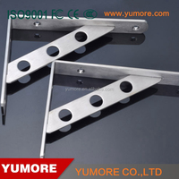 Quality approvals air conditioner mounting orthodontic steel countertop support glass lcd tv wall mount brackets