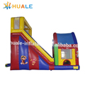 Giant inflatable bounce house, inflatable bouncer with slide for sale