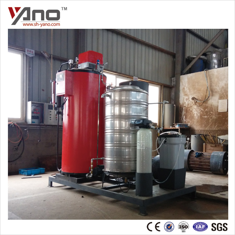 ISO and CE Certificate Heating Boiler Oil /Gas Fired Vertical Steam Boiler For Beer Brewery