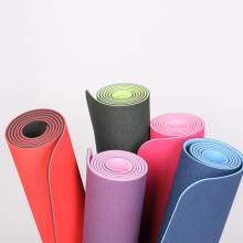 Wholesale customized high density TPE yoga mat