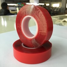 Double sided 120C heat resistant acrylic foam VHB tape for concrete