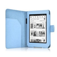 "Wholesale Customized Printing Leather 16"" Tablet Cover Case for Amazon Kindle Fire"