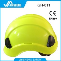 high quality ABS colorful Vented Working aloft climbing safety helmets